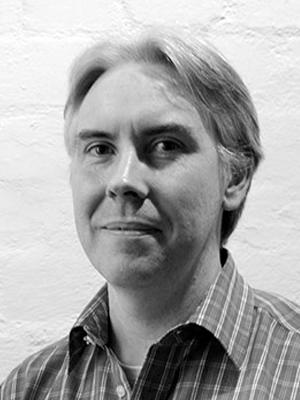Professor Christopher Fluke portrait