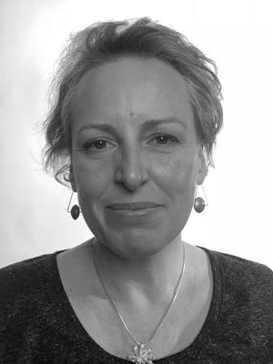 Dr Erica Seccombe portrait