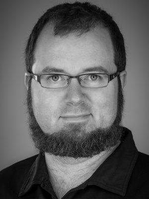 Steven Pickles portrait