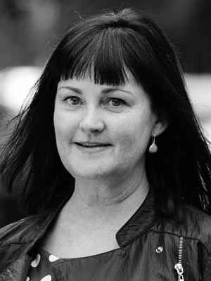 Carollyn Kavanagh portrait