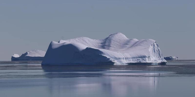 Iceberg Alley courtesy Wild System, 2019-20 Australian Antarctic Arts Fellows Adam Nash and John McCormick.
