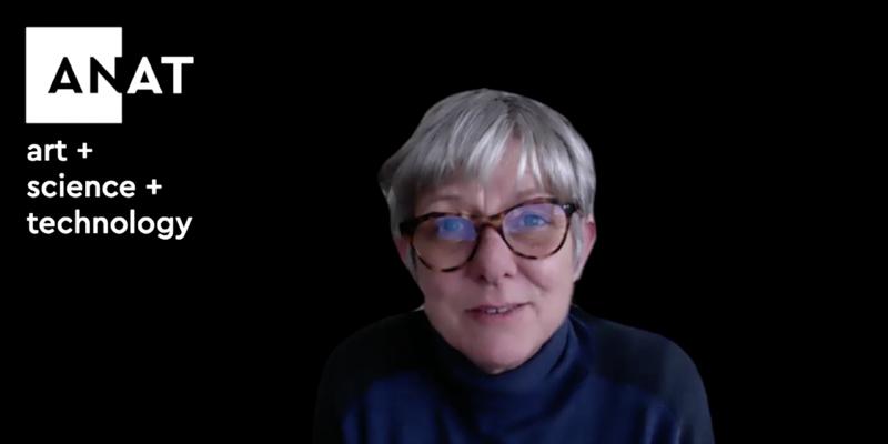 ANAT Director Vicki Sowry presents at ISEA2020