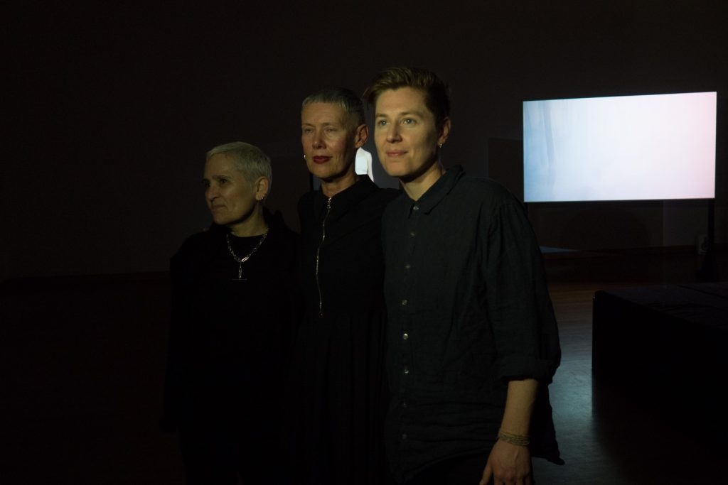 Rupture, Jessie Boylan, Linda Dement, Virginia Barratt. Bendigo Art Gallery 2018.