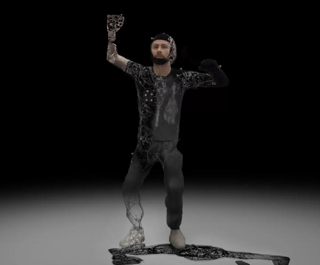 Brad Darkson, Smart Object, 2020. Character development animation image courtesy Brett Walter.