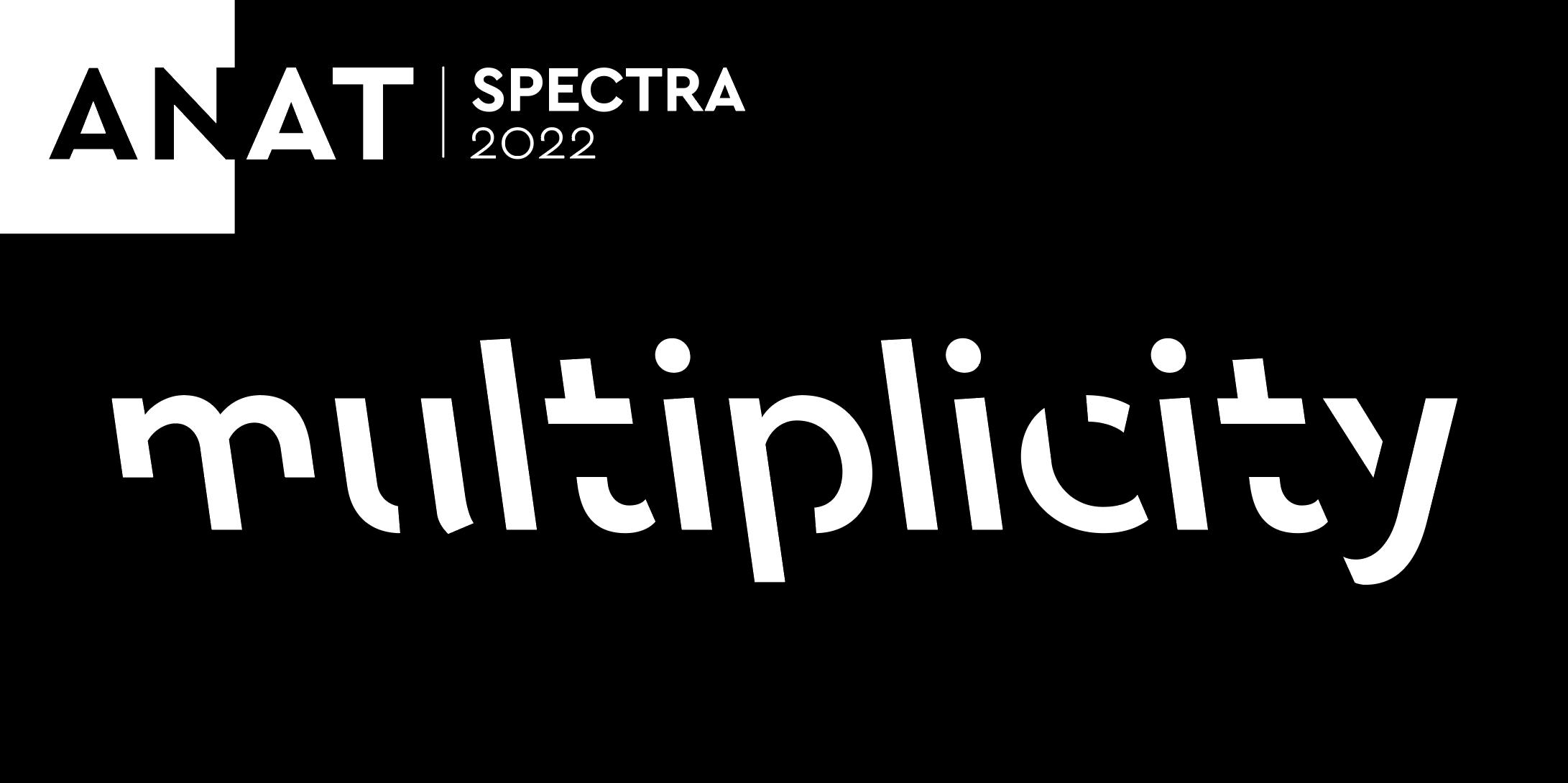 ANAT SPECTRA 2022 branding on a black background